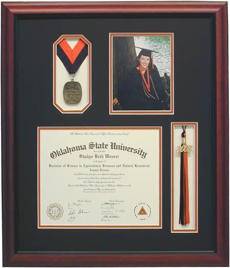custom diploma examples maxines custom frames
